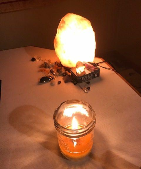Karuna Candle